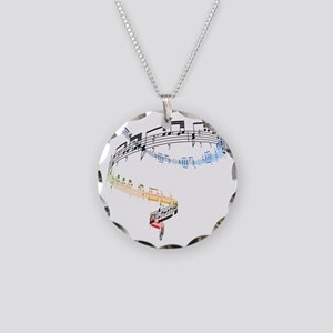 The music is based on Fanata Necklace Circle Charm