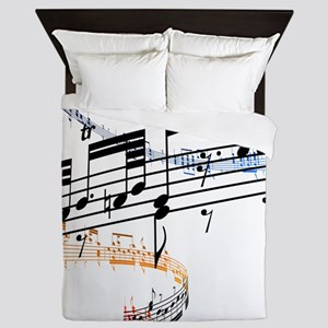 The music is based on Fanataisie (Opus Queen Duvet