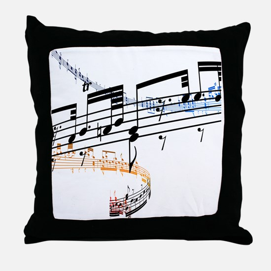 The music is based on Fanataisie (Opu Throw Pillow