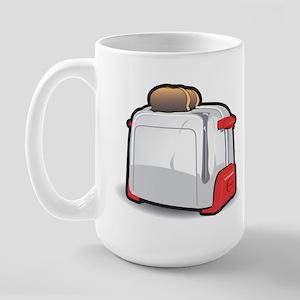 Retro Kenmore Toaster Large Mug