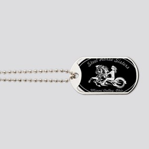 Steel Horse Sisters Dog Tags