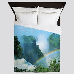 Victoria Falls, Zimbabwe Queen Duvet