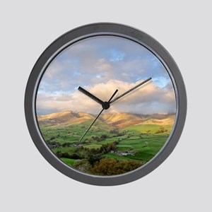 Yorkshire Dales National Park north of  Wall Clock