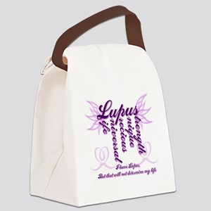 Lupus Canvas Lunch Bag