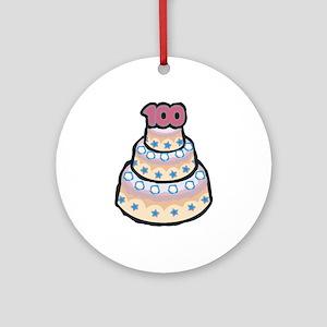 100th Birthday Ornament (Round)
