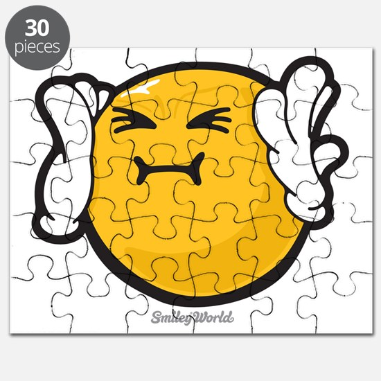 Harassed Smiley Puzzle