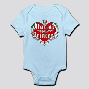 Italian Princess Adorable Infant Bodysuit