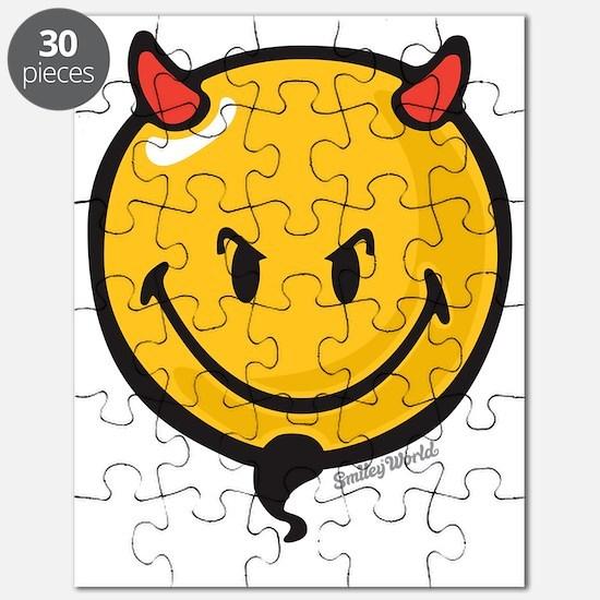 Devilish Smiley Puzzle