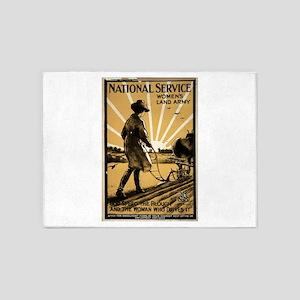 National Service Womens Land Army - H G Gawthorn -