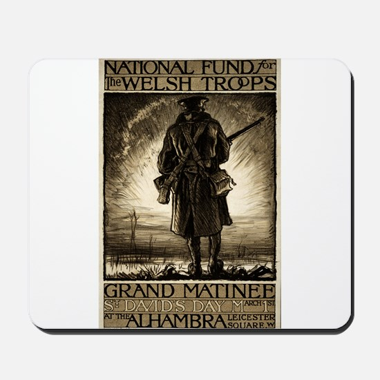 National Fund For The Welsh Troops - Frank Branqwy