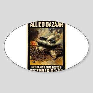 National allied bazaar Mechanics Bldg Boston - 191