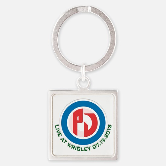 LIVE at Wrigley Square Keychain