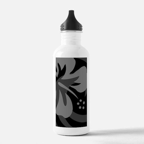 Black 3 X 5 Area Rug Water Bottle