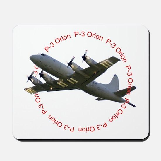 P-3 Orion Mousepad