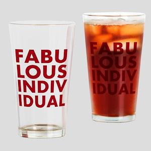 Fabulous Individual Drinking Glass