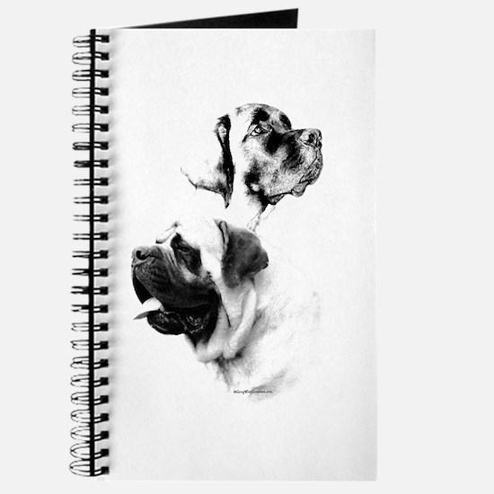 Mastiff Charcoal2 Journal