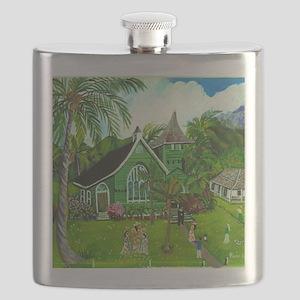 Waioli Church Flask