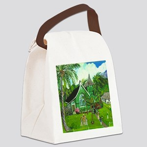 Waioli Church Canvas Lunch Bag