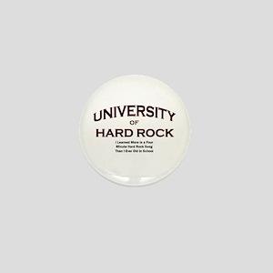 Hard Rock Mini Button