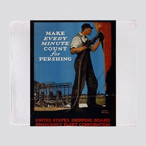 Make Every Minute Count For Pershing - Adolph Tre