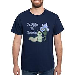 Gardening Caterpillar T-Shirt