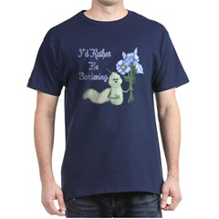 Gardening Caterpillar T-Shirt