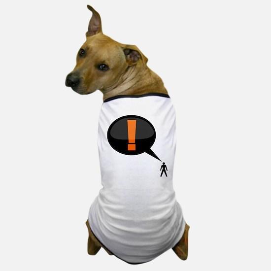 Unique The scream Dog T-Shirt