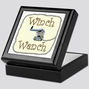 Winch Wench Keepsake Box