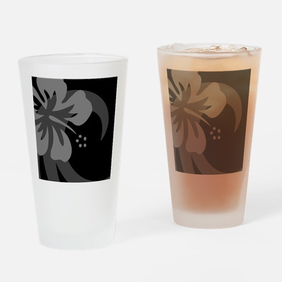 Black Puzzle Coasters (Set Of 4) Drinking Glass