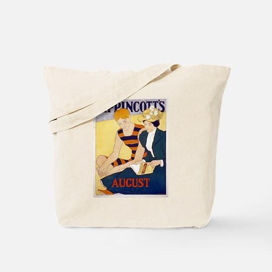 Lippincotts August - J J Gould - 1896 - Poster Tot