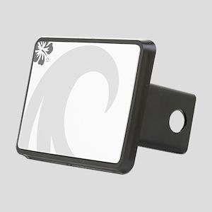 Black Magnetic Dry Erase B Rectangular Hitch Cover