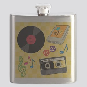 Retro Music Collection Flask
