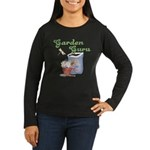 Garden Guru Women's Long Sleeve Dark T-Shirt