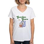 Garden Guru Women's V-Neck T-Shirt