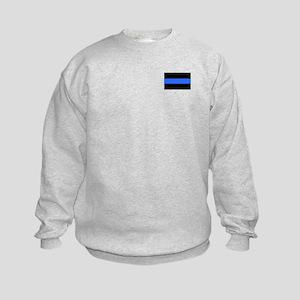 L.E.O. pride Kids Sweatshirt