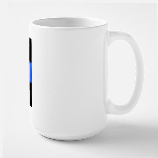 L.E.O. pride Large Mug