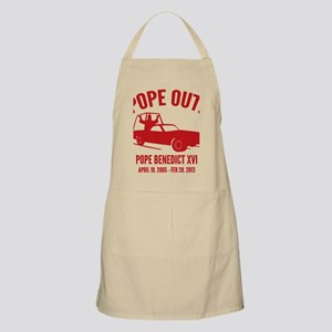 Pope Out Apron