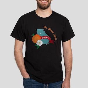 The Peach State Dark T-Shirt