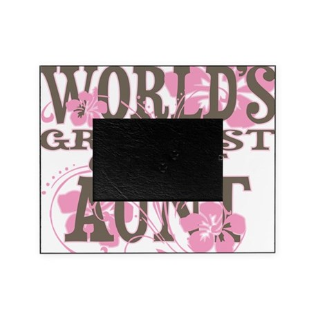 Greatest Great Aunt Picture Frame by Admin_CP8388525