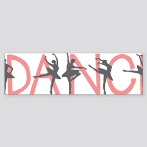 Dance Sticker (Bumper)