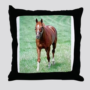 CHARISMATIC Throw Pillow