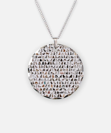 Large group of 471 cats bree Necklace