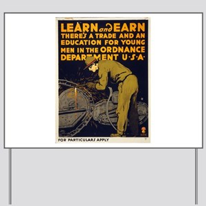 Learn And Earn Theres A Trade And An Education - C