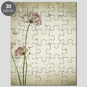 Vintage Floral Puzzle