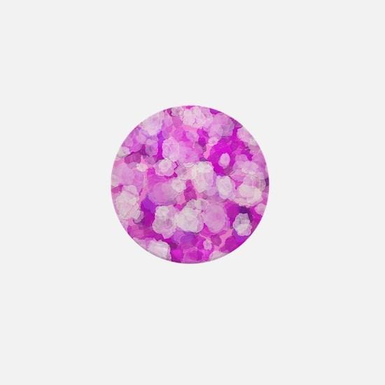Abstract Background For Valentine's Da Mini Button