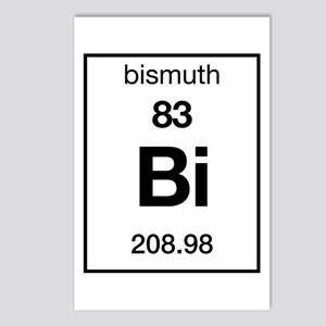 Bismuth Postcards (Package of 8)