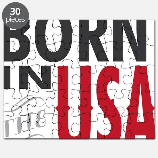 Born In The USA Puzzle