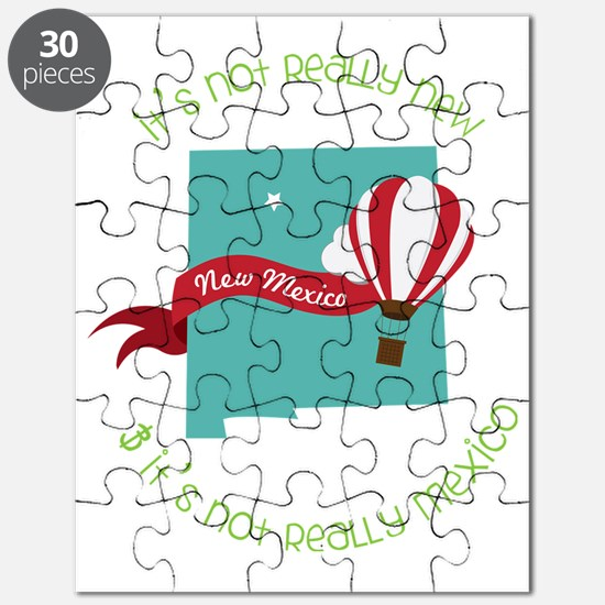 It's Not Mexico Puzzle