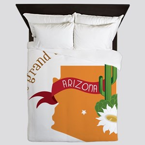 The Grand Canyon State Queen Duvet