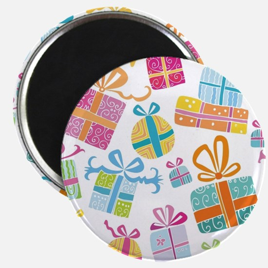 Colorful vector gift boxes. To see similar, Magnet